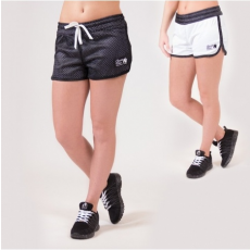 MADISON REVERSIBLE SHORT - BLACK/WHITE (BLACK/WHITE) [S]