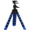 Madman Rugalmas kameraállvány, Kék, Kis méretű