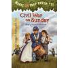 Magic Tree House #21: Civil War on Sunday