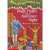 Magic Tree House #25: Stage Fright on a Summer Night - csodakunyhó