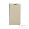 Magnet flip tok, Samsung A505 Galaxy A50, arany