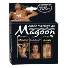 Magoon Magoon szett (3x50ml) masszázsolaj és gél