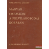 Magyar irodalom a felvilágosodás korában