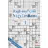 Magyar Világ Kiadó Rejtvényfejtők Nagy Lexikona II.