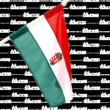 Magyar zászló - 150x90cm, címeres dekoráció