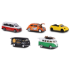Majorette : Volkswagen 5 darabos kisautó szett