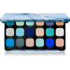 Makeup Revolution Forever Flawless szemhéjfesték paletta árnyalat Ice 18 x 1,1 g
