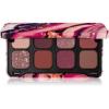 Makeup Revolution Forever Flawless szemhéjfesték paletta II. árnyalat Dynamic Allure 8 g