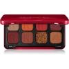 Makeup Revolution Forever Flawless szemhéjfesték paletta II. árnyalat Dynamic Tranquil 8 g