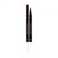 Makeup Revolution London Revolution PRO Day & Night Brow Pen szemöldökceruza 1,6 ml nőknek Dark Brown szemceruza