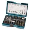 Makita B-54081 Bit- és dugókulcs készlet