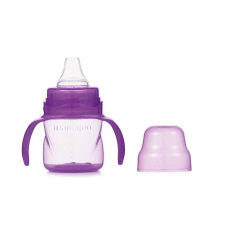 Mamajoo Mamajoo BPA mentes Itatópohár 160 ml - Lila cumisüveg