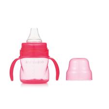 Mamajoo Mamajoo BPA mentes Itatópohár 160 ml - Piros cumisüveg
