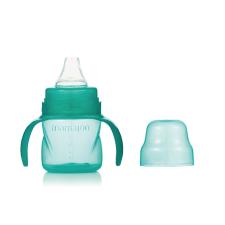 Mamajoo Mamajoo BPA mentes Itatópohár 160 ml - Zöld cumisüveg