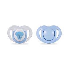 Mamajoo Mamajoo Ortodontikus 2 db-os cumi 12h+ - Kék elefánt cumi