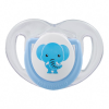 Mamajoo Mamajoo Ortodontikus cumi tárolódobozzal 0+ - Kék elefánt