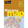 Manama térkép - Explorer Publishing