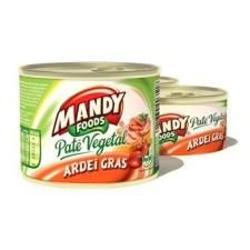 Mandy növényi pástétom, paprikás 120 g konzerv
