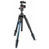 Manfrotto Befree Advanced Alumínium Travel Tripod twist gömbfejjel (kék, MKBFRTA4BL-BH)