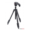 Manfrotto Compact Action Black Tripod (MKCOMPACTACN-BK)