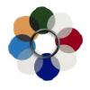 Manfrotto Lumie klasszik színszűrő szett