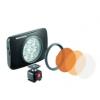 Manfrotto Lumie muse LED Lámpa és tartozékai , fekete