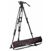 Manfrotto Nitrotech N12, Manfrotto 545GB Twin GS (fekete)