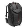 Manfrotto Pro-V-610 PL Videós táska, fekete