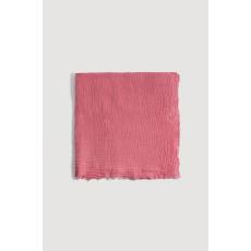 Mango - Sál Linen - rózsaszín - 1344602-rózsaszín