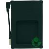 """MANHATTAN 2,5"""" külső SATA mobil rack USB2.0 fekete /130103/ (130103)"""