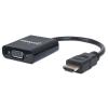 MANHATTAN konverter  HDMI apa --> VGA anya