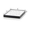 MANN-FILTER Szűrő, utastér levegő MANN-FILTER CU 2634