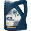 Mannol ANTIFREEZE AG 13 Zöld Fagyálló (5 L)