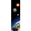 Mapcards.net s.r.o. Mapcards 3D könyvjelző (21x5,5 cm) Sputnik