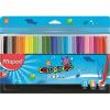 """MAPED """"Color`Peps Ocean"""" 2 mm kimosható 24 darabos Filctoll készlet"""