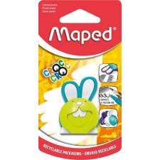 """MAPED Puzzle radír, MAPED """"Croc Croc Puzzle"""", nyuszi, vegyes színek radír"""