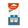 "MAPED Radír, kombinált, MAPED ""Technic Duo"" (2 db)"