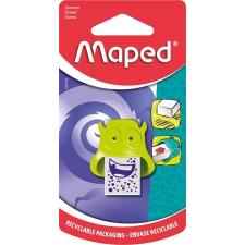 """MAPED Radír, MAPED """"Little Monster"""", vegyes színek radír"""