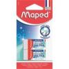 "MAPED Radír, papírtokkal, MAPED \""Mini Technic Ultra\"" [2 db]"