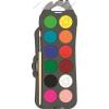 MAPED vízfesték ajándék ecsettel, 12 szín