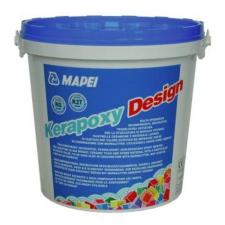 Mapei Kerapoxy Design 728 (sötétszürke) 3 kg purhab, tömítő, tapasz