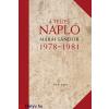 Márai Sándor : A teljes napló 1978-1981