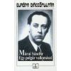 Márai Sándor EGY POLGÁR VALLOMÁSAI