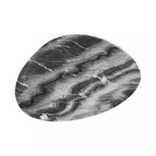 MARBLE márvány tábla szürke 30cm dekoráció