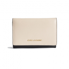 Marc Jacobs Saffiano Colorblocked Multi Wallet