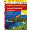 Marco Polo Szlovénia, Horvátország és Bosznia atlasz - Marco Polo