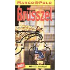 Marco Polo Útikönyv Brüsszel útikönyv - Marco Polo térkép