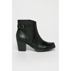 Marco Tozzi - Magasszárú cipő - fekete - 1434435-fekete
