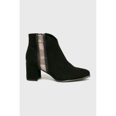 Marco Tozzi - Magasszárú cipő - fekete - 1510935-fekete