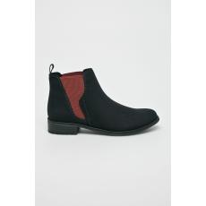 Marco Tozzi - Magasszárú cipő - sötétkék - 1343788-sötétkék